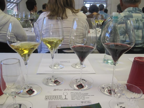 Photo Gallery: Riedel Glass Wine Tasting