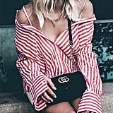 USGreatgorgeous Striped Blouse