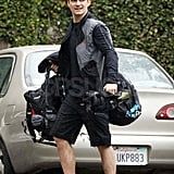 Orlando Bloom Bikes With His Boys as Miranda Kerr Blogs About Love