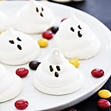 Almond Meringue Ghost Cookies