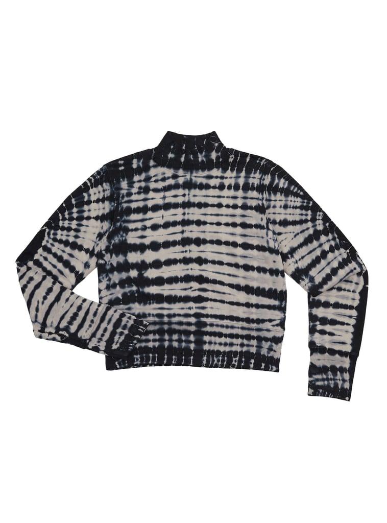 Cotton Citizen Milan Sweatshirt in Sand Dollar Ripple