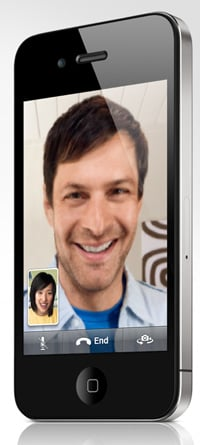 How FaceTime Will Work on the iPad and iPod Touch
