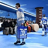 عرض أزياء لويس فويتون للأزياء الرجالية يستعرض إكسسوارات سحابية مذهلة لخريف 2020