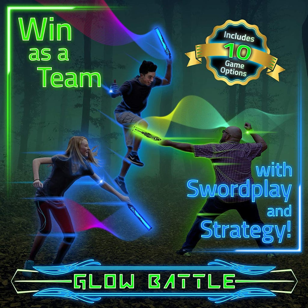 Glow Battle: A Light-Up Sword Game