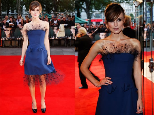 Love it or Hate it: Keira Knightley at The Duchess Premiere