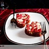 Marbled Beet Cheesecake