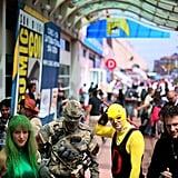 Go to Comic-Con
