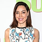 """A lot of people don't assume I'm Puerto Rican because I'm fair-skinned, but I feel very connected to that side of my family. . . . Boricua pa'que lo sepas!"" — Aubrey Plaza to Cosmopolitan for Latinas in 2013"