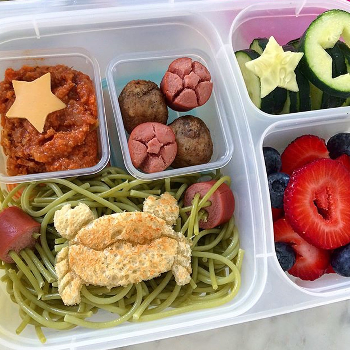 Meal-Prep Ideas For School Lunches | POPSUGAR Family
