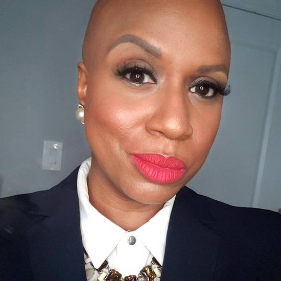 "Ayanna Pressley Shares Empowering ""Alopecia Selfie Flex"""