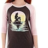 Ariel Sequin Graphic T-Shirt