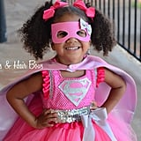 Pink Superman