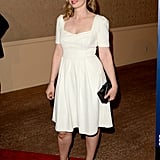 Julie Delpy attended the Hollywood Foreign Press Association's 2013 Installation Luncheon.