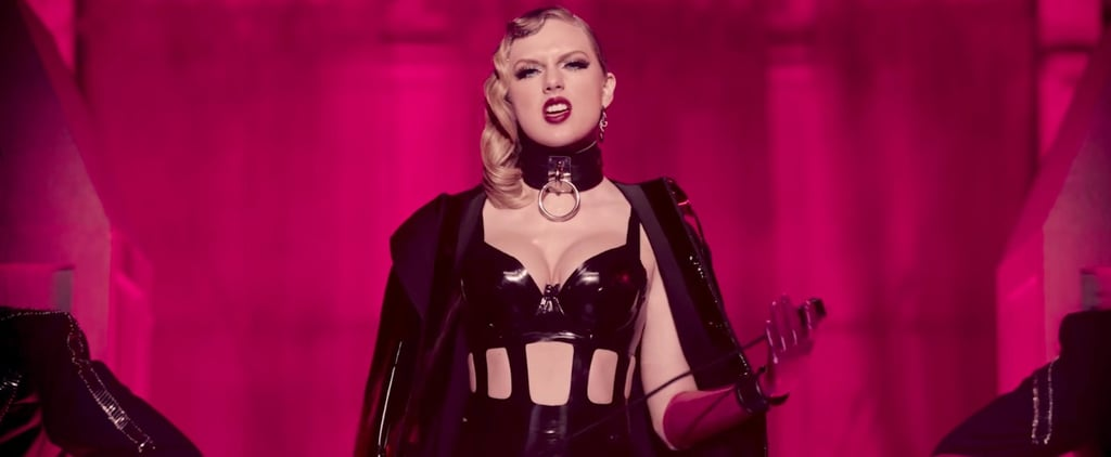 Taylor Swift's Music Video Makeup Is Proof That Her Old Self Is Long Gone