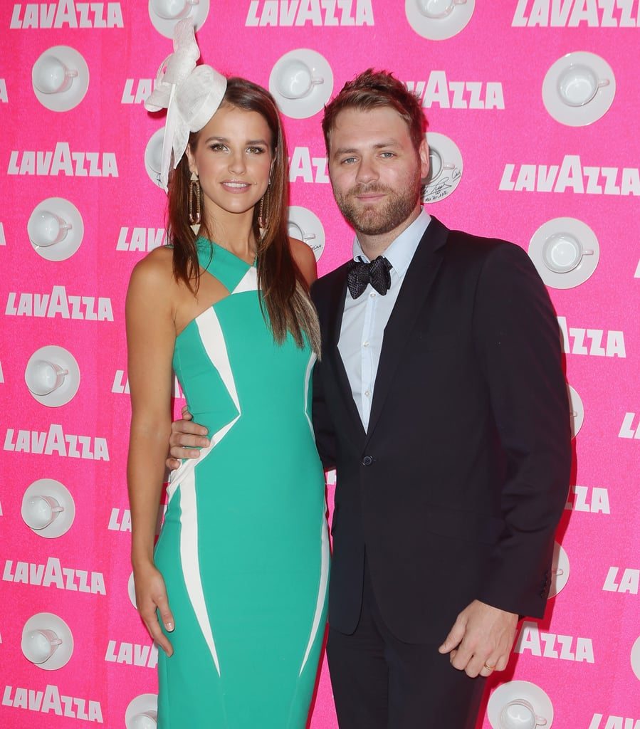 Vogue Williams and Brian McFadden