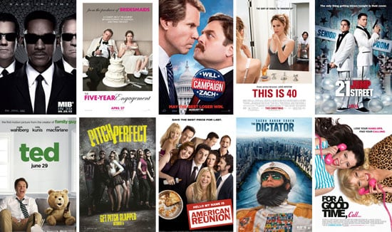 Best Comedies of 2012 | POPSUGAR Entertainment