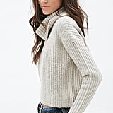 Forever 21 Boxy Turtleneck Sweater