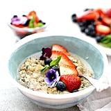 Chia and Hemp Seed Superfood Oatmeal