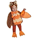 Toddler Owl Halloween Costume