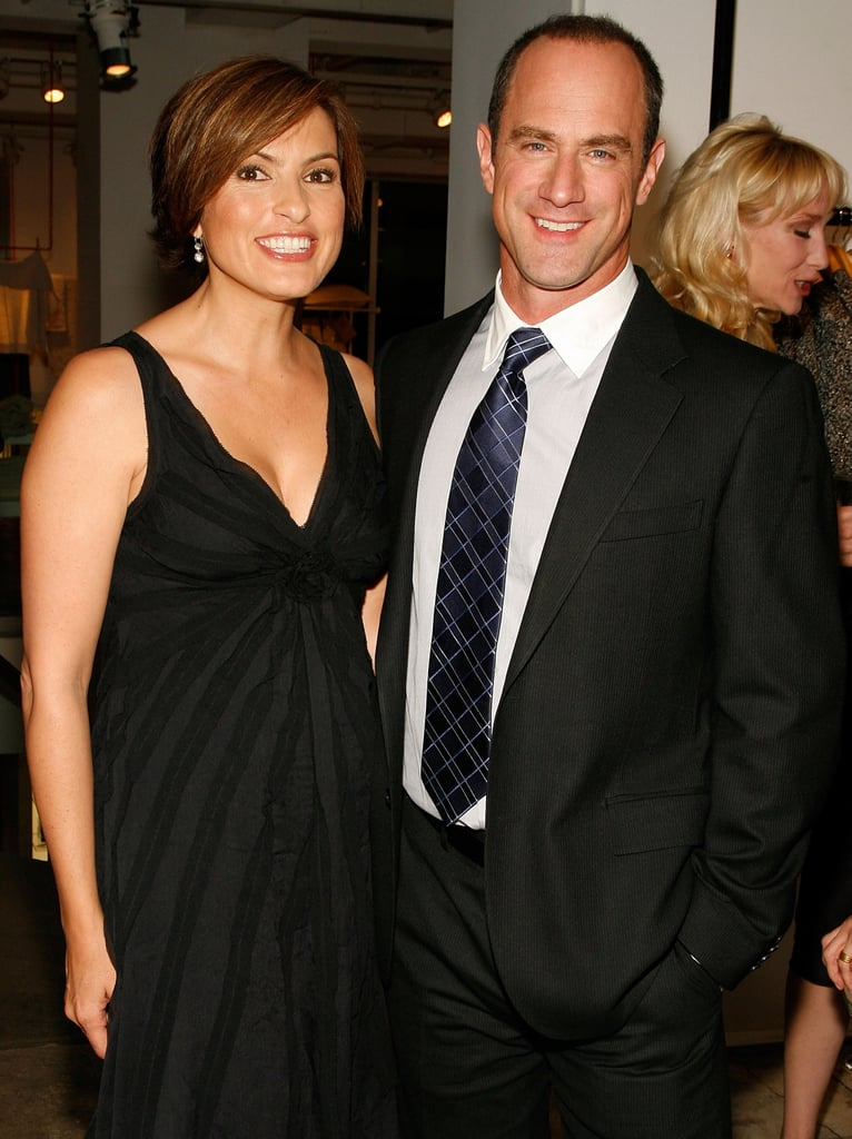 Mariska Hargitay and Christopher Meloni's Friendship Quotes