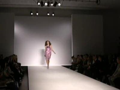 London Fashion Week: Spijkers en Spijkers Spring 2009