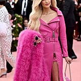 Kacey Musgraves's Pink Moschino Outfit at 2019 Met Gala
