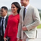 Meghan Markle Pregnancy Pictures