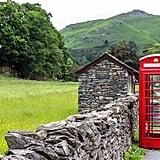 While I was mesmerized over and over again by the majestic wonders of nature, I'll admit, the iconic red phone booths peppered throughout the countryside was what made my heart continuously skip a few beats. So unexpected, right?