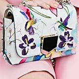 A Sweet, Floral Handbag