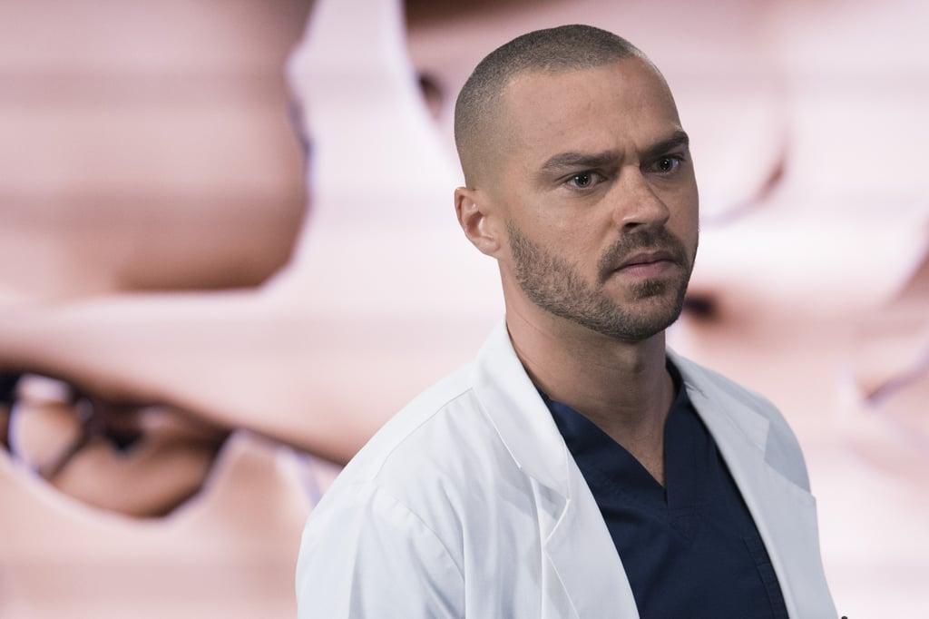 Jackson Avery (Jesse Williams) | Grey\'s Anatomy Season 15 Cast ...