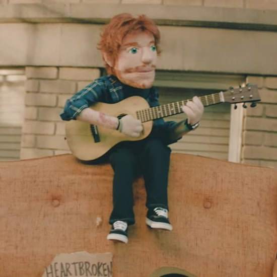 "Ed Sheeran ""Happier"" Music Video"
