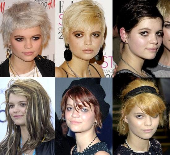 Pixie Geldof Hair 2009-02-10 04:30:00