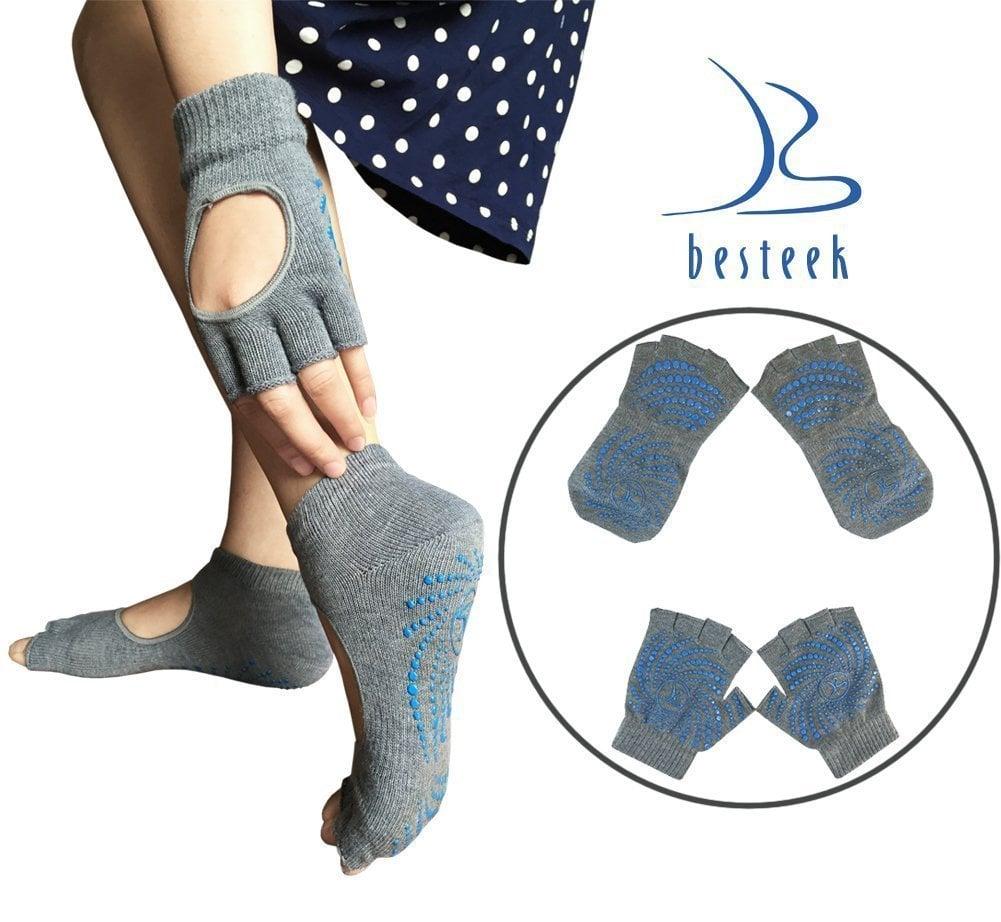 Yoga Gloves and Socks