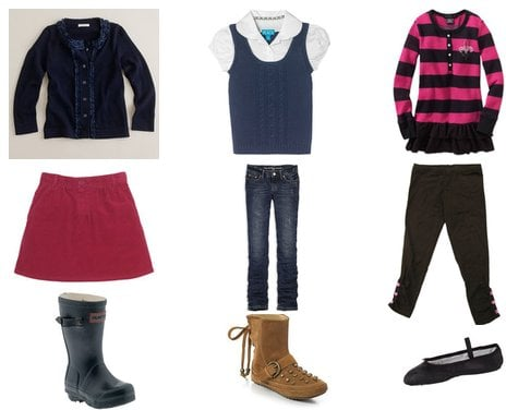 Back to School Trends for Girls