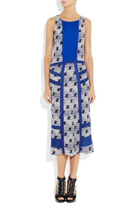 We can't take our eyes off of this stunning and pretty midi hemline.  Rag & Bone Clement Dress ($520)