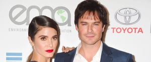 Make No Mistake, Ian Somerhalder and Nikki Reed Are One Hell of a Good-Looking Couple