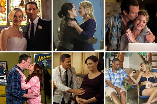 Best tv relationships