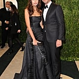 Gerard Butler and Madalina Ghenea