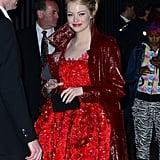 Emma Stone, Met Gala 2012 Schiaparelli And Prada: Impossible Conversations