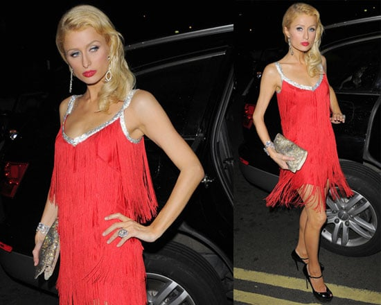 Photos of Paris Hilton in London, Benji Called Her the Love of His Life