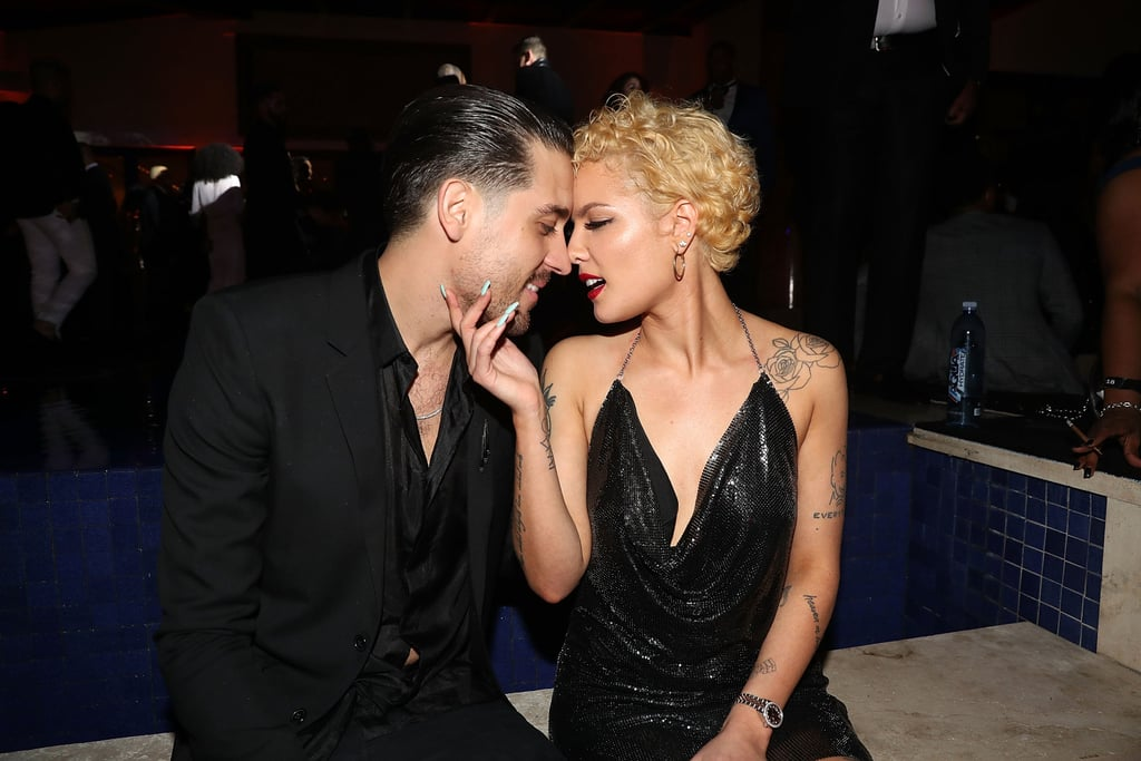 "halsey dating Halsey has announced that she and her boyfriend of one year, g-eazy, are ""taking some time apart"" the 23-yearold singer posted on her instagram story on tuesday (july 3), writing, ""i."