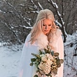 Winter Wedding Inspiration Photos