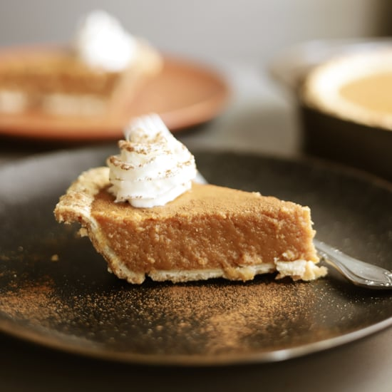 The Best Low-Carb, Keto-Friendly Pumpkin Pie Recipe
