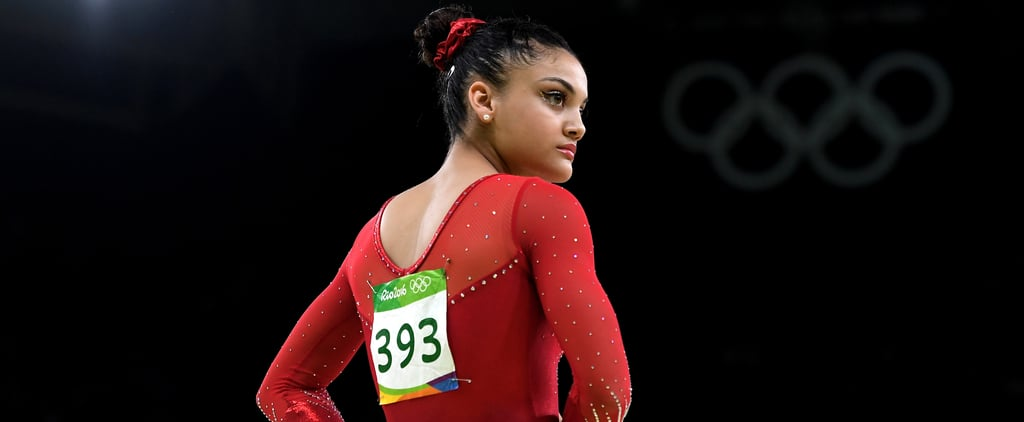 Laurie Hernandez Talks Mental Health and Antidepressants