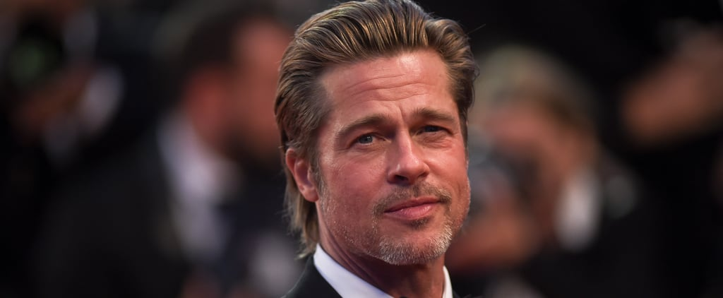 Brad Pitt's Quotes on Divorce and AA in The New York Times
