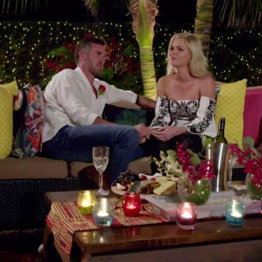 Luke and Sophie's First Kiss on The Bachelorette 2017