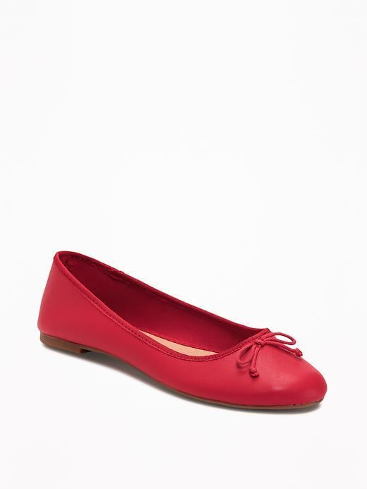 Old Navy Classic Ballet Flat for Women ($19)