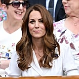 The Duchess of Cambridge's Hair July 2019