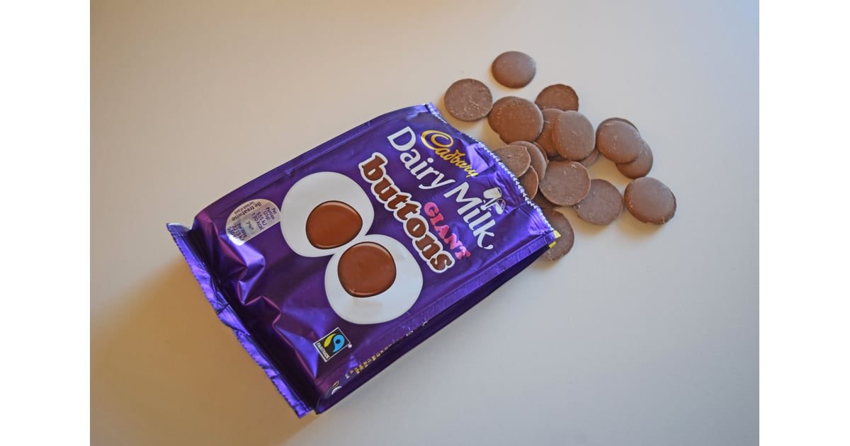 Cadbury Dairy Milk Giant Buttons 14 British Sweets That