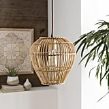 Rattan Lighting Pendant